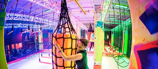 Urban Air Adventure Park for Kids in Meridian, Idaho