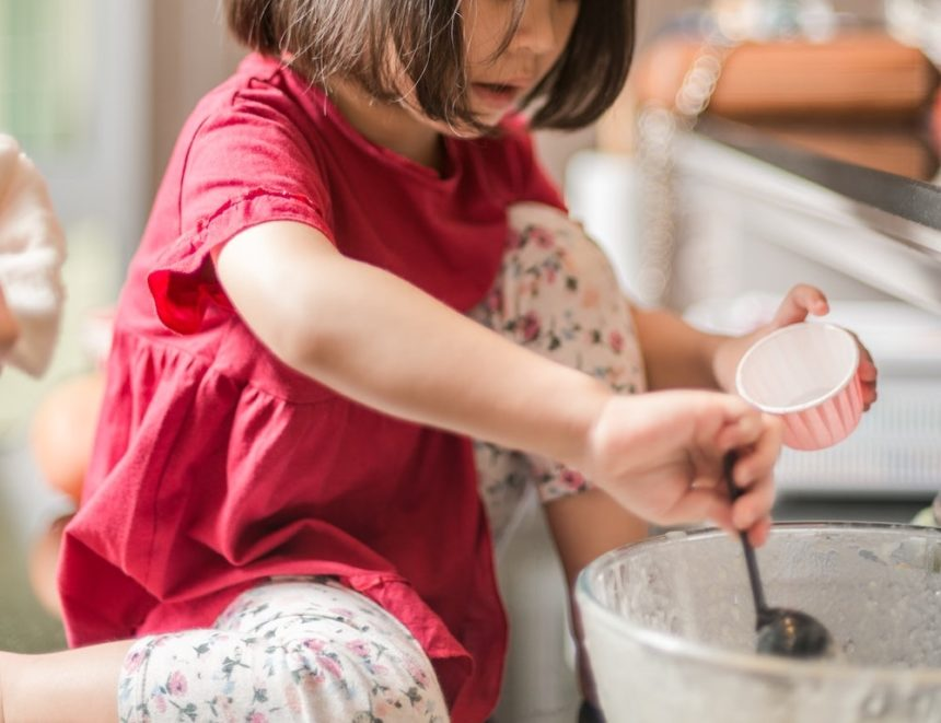Eat Your Way Around the world. Try making international recipes with your kids.
